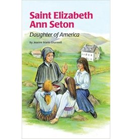 Pauline Books & Publishing Saint Elizabeth Ann Seton Daughter of America