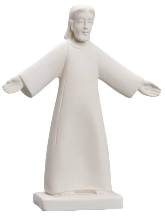 "Sine Cera Comfort Jesus 7"" Statue"