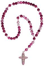 Sine Cera Purple Children's Gemstone Rosary