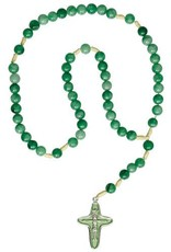 Sine Cera Green Children's Gemstone Rosary