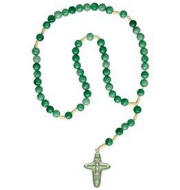 Sine Cera Green Children's Gemstone Rosary