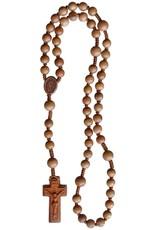 Sine Cera Jujube Wood Rosary