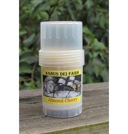 Agnus Dei Farm Queen Bee Hand & Body Butter Bar Almond Cherry - Small