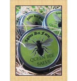 Queen Bee Rosemary & Lavender Salve