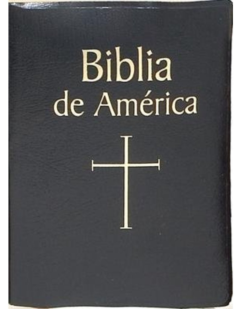 Catholic Book Publishing Corp Biblia de America