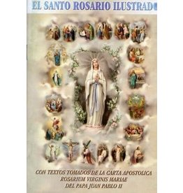 WJ Hirten How to Pray the Rosary Booklet (Spanish)