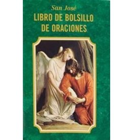 Catholic Book Publishing Corp San Jose Libro de Bolsillo de Oraciones