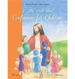 Ignatius Press A Little Book about Confession for Children