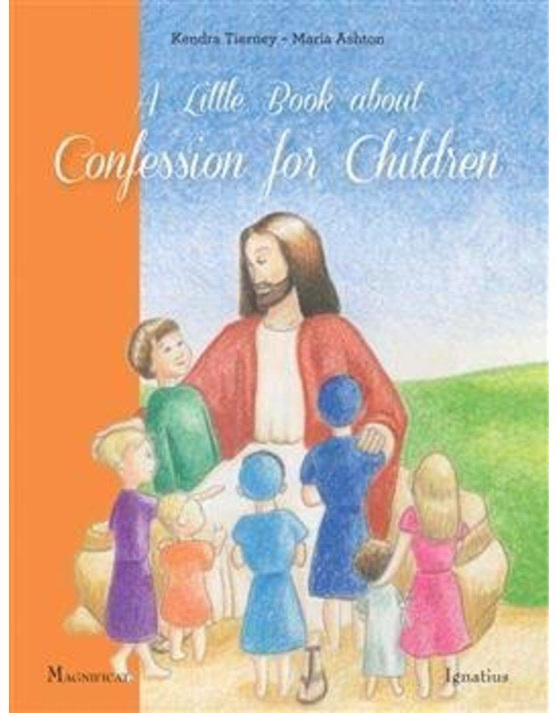 Ignatius Press A Little Book about Confession for Children