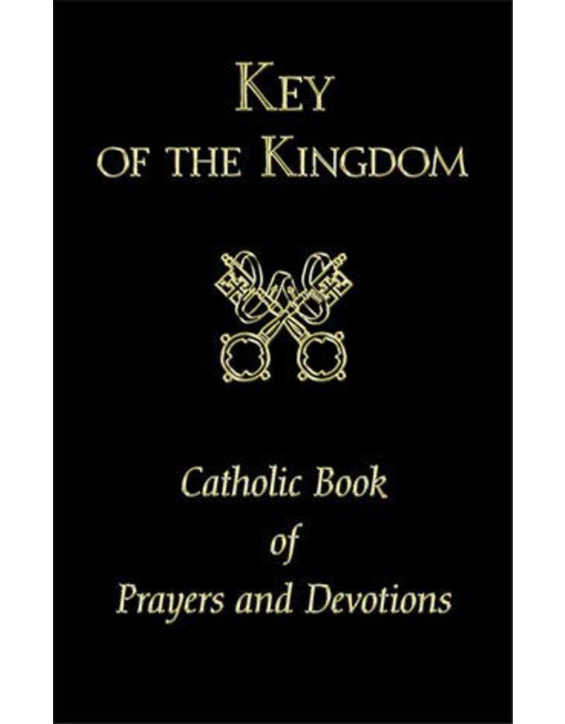 WJ Hirten Key of the Kingdom: Catholic Book of Prayers and Devotions
