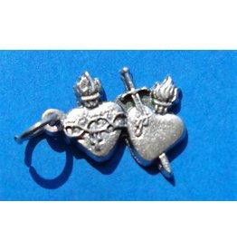 Pierced Hearts Medal