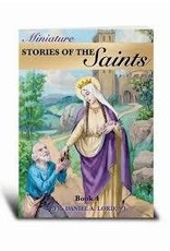 WJ Hirten Miniature Stories of the Saints Book 4