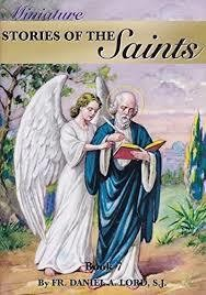 WJ Hirten Miniature Stories of the Saints Book 7