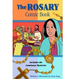 Pauline Books & Publishing The Rosary Comic Book