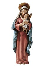 """Christian Brands 8.5"""" Madonna and Child Statue"""
