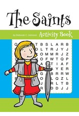Aquinas Press Aquinas Kids Activity Book - The Saints
