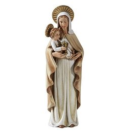 "M.I. Hummel 8"" Our Lady of the Blessed Sacrament Statue"