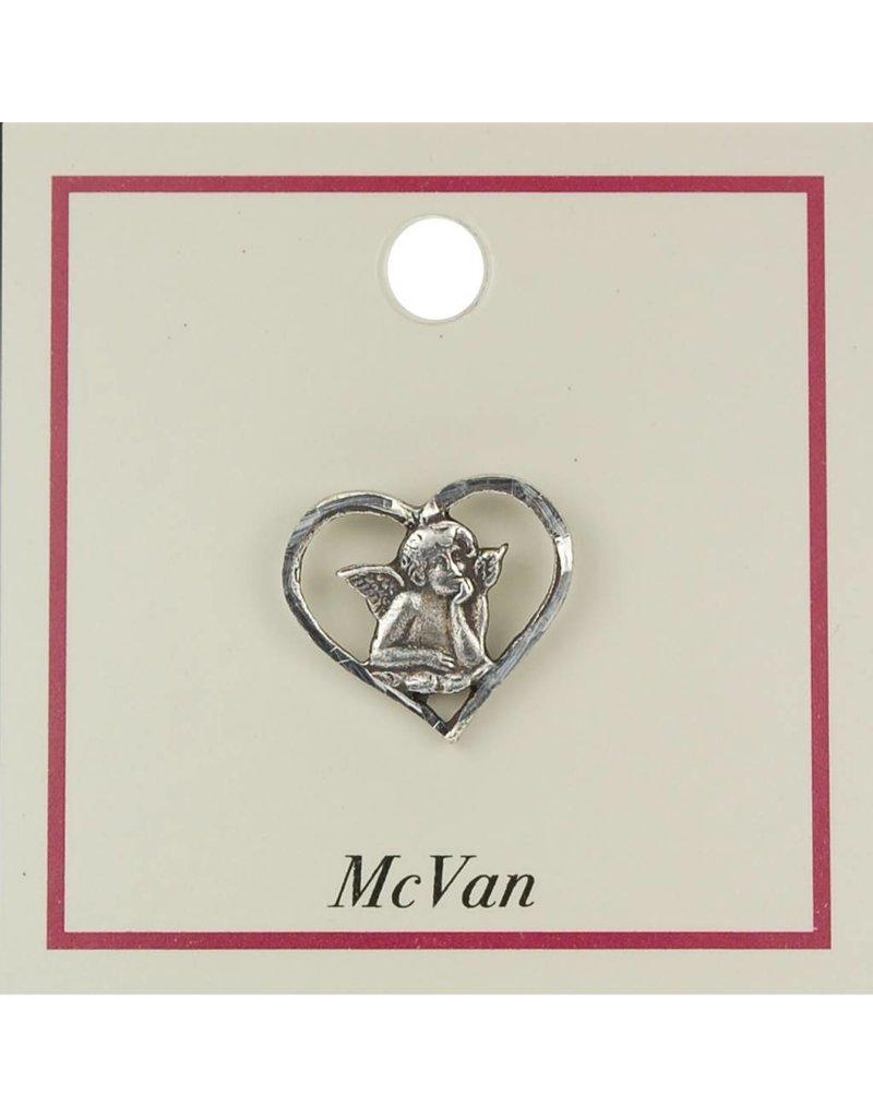 McVan McVan Lapel Pin