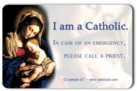 Catholic ID Catholic ID Card
