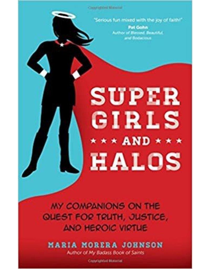 Ave Maria Press Super Girls and Halos