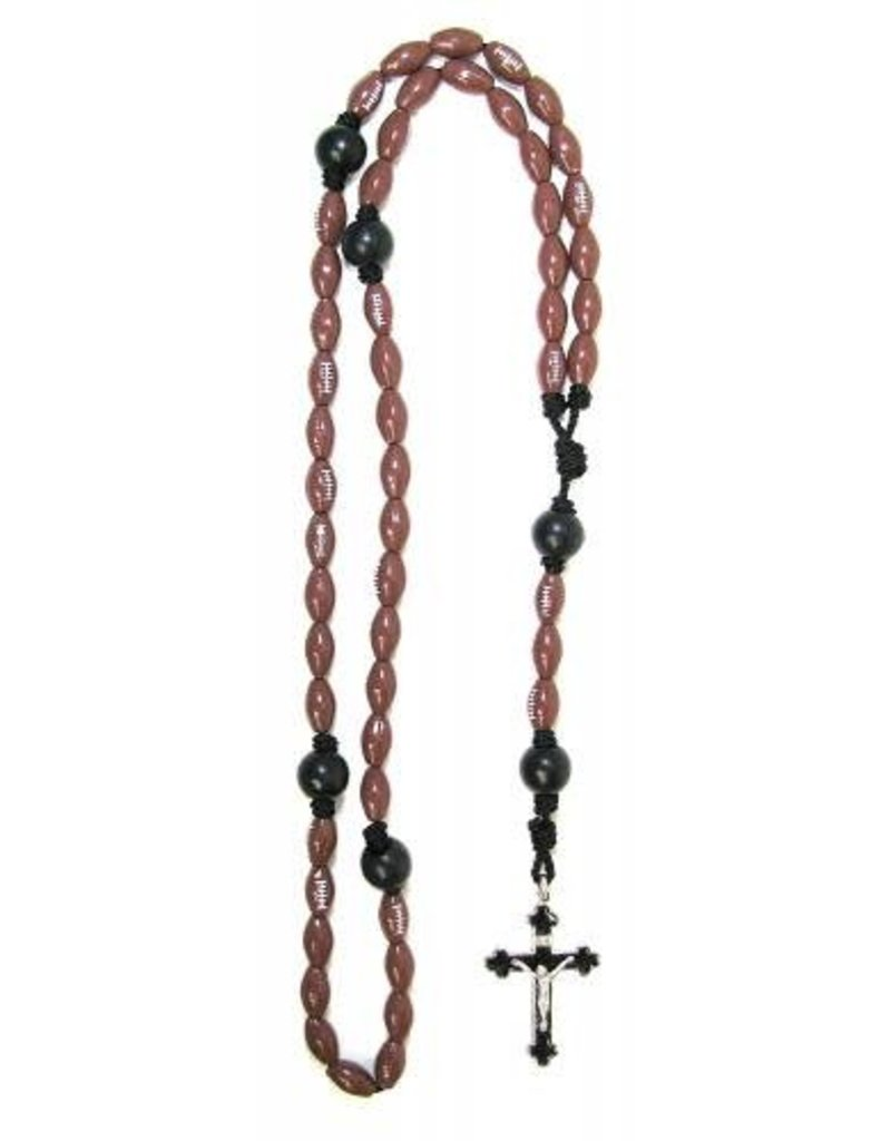 Sports Blessings Sports Blessings Football Rosary