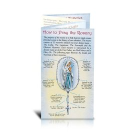 WJ Hirten How to Pray the Rosary Folder