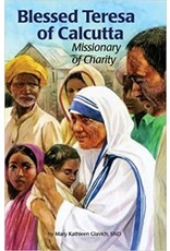 Pauline Books & Publishing Saint Teresa of Kolkata: Missionary of Charity