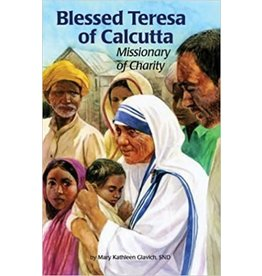 Pauline Books & Publishing Saint Teresa of Kolkata: Missionary of Charity