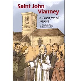 Pauline Books & Publishing Saint John Vianney A Priest For All People