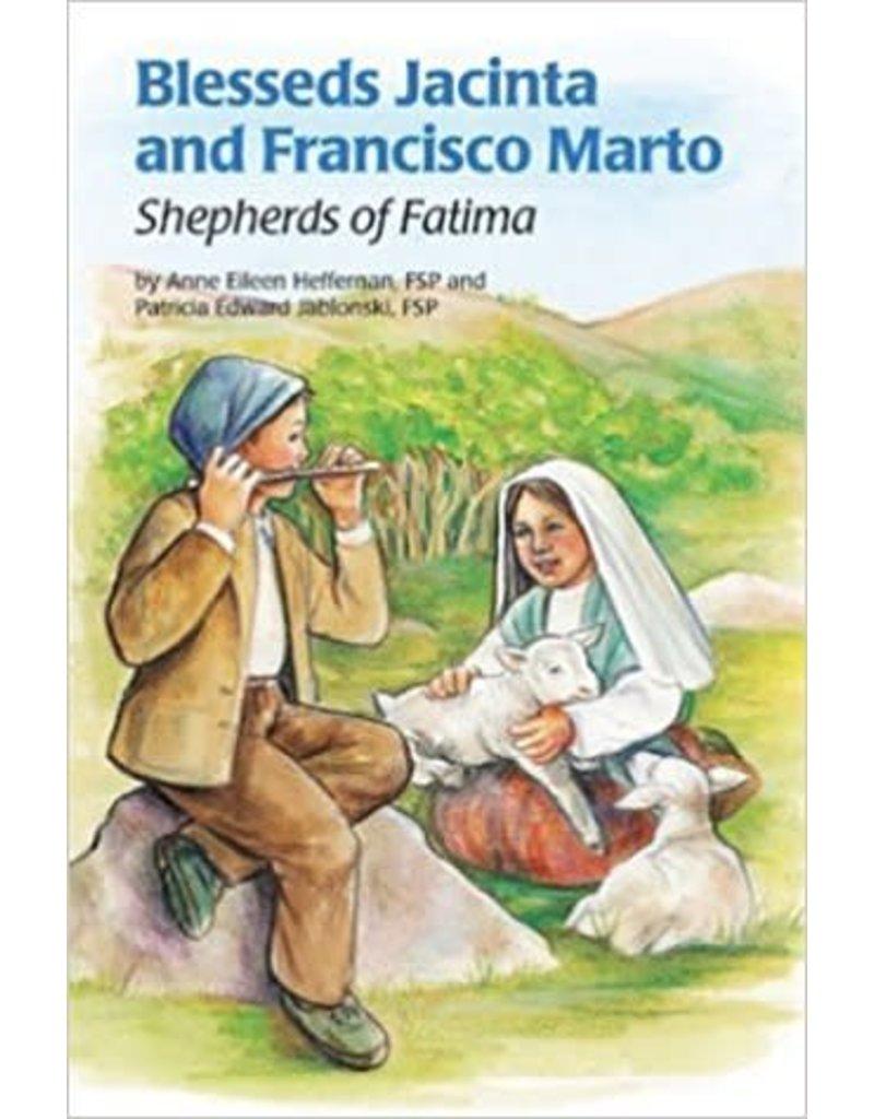 Pauline Books & Publishing Saints Jacinta and Francisco Marto Shepherds of Fatima