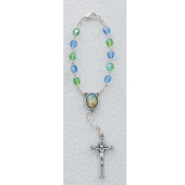 McVan Our Lady of Fatima Auto Rosary