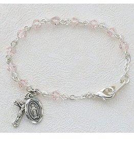 "McVan 5 1/2"" Rose Baby Bracelet"