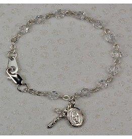McVan Crystal Baby Bracelet