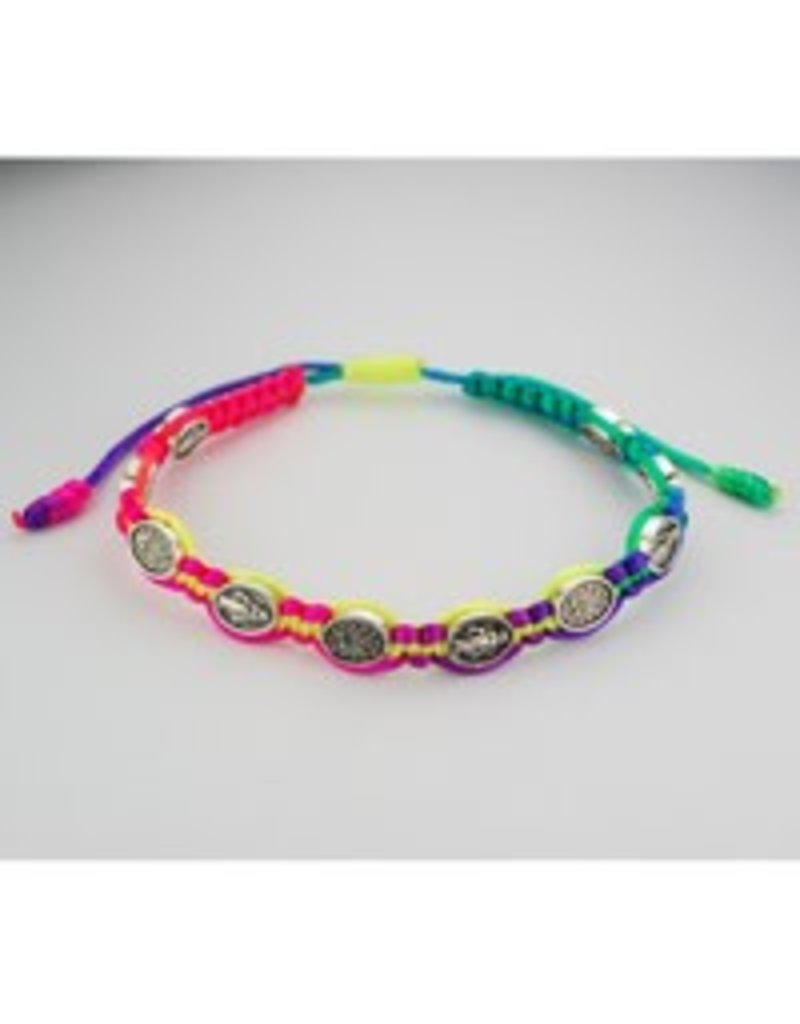 McVan Multicolored Miraculous Bracelet