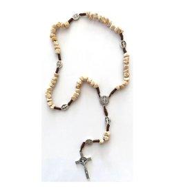 McVan St. Benedict Stone Rosary