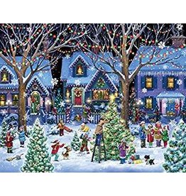 Vermont Christmas Company Christmas Cheer 1000 piece Jigsaw Puzzle