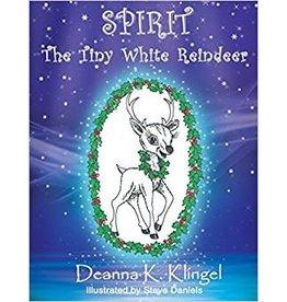 Spring Arbor Spirit the Tiny White Reindeer