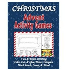 Spring Arbor Christmas Advent Activity Games