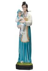 """Sine Cera 16"""" Korean Madonna with Child"""