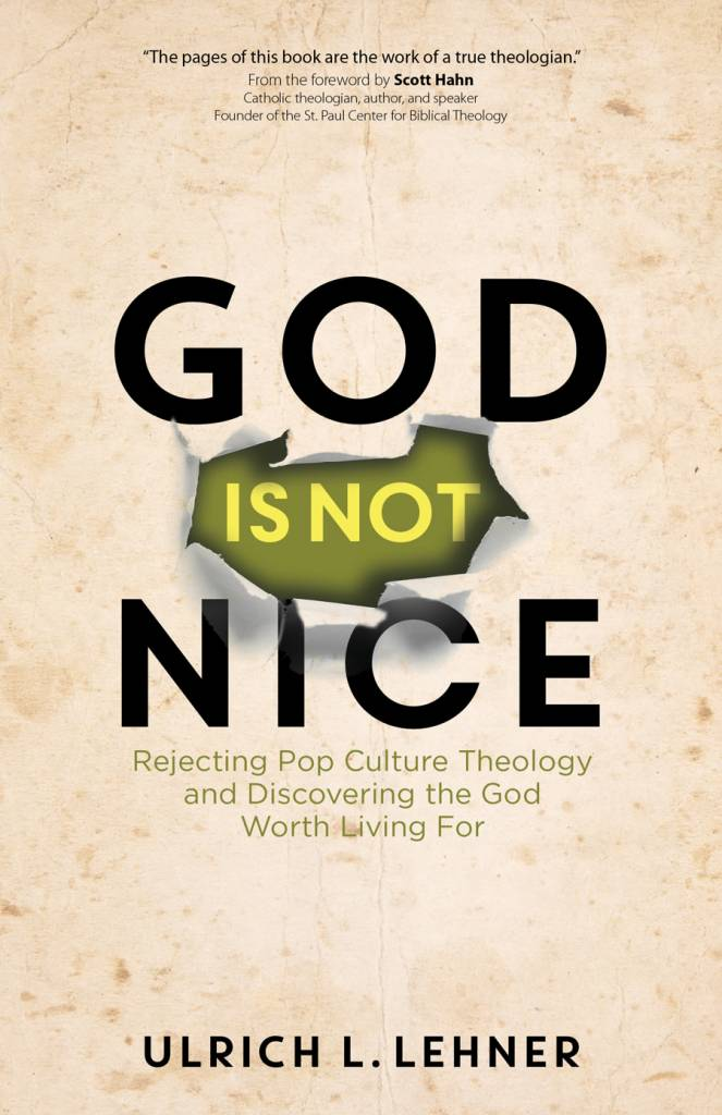 Ave Maria Press God Is Not Nice - Rejecting Pop Culture Theology and Discovering the God Worth Living For