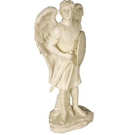 "Angel Star 24"" St. Michael Garden Statue"