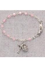 """McVan 5 1/2"""" Pink Baby Bracelet"""