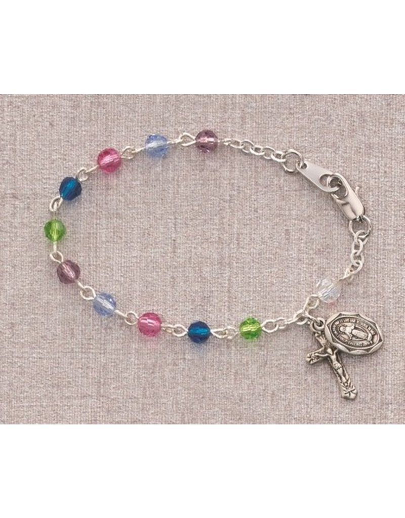 "McVan 5 1/2"" Multi-Color Baby Bracelet"