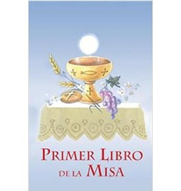 Catholic Book Publishing Corp Primer Libro De La Misa