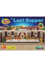 Trinity Toyz Trinity Toyz Last Supper Construction Block Set, 286 pc