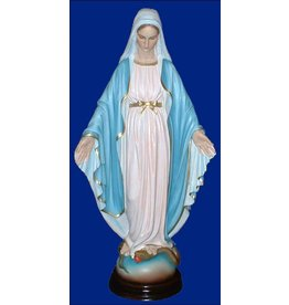 "Fiat Imports 10"" Our Lady of Grace Statue"