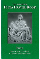 Miraculous Lady of Roses Pieta Prayer Book English or Español