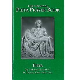 Miraculous Lady of Roses Pieta Prayer Book