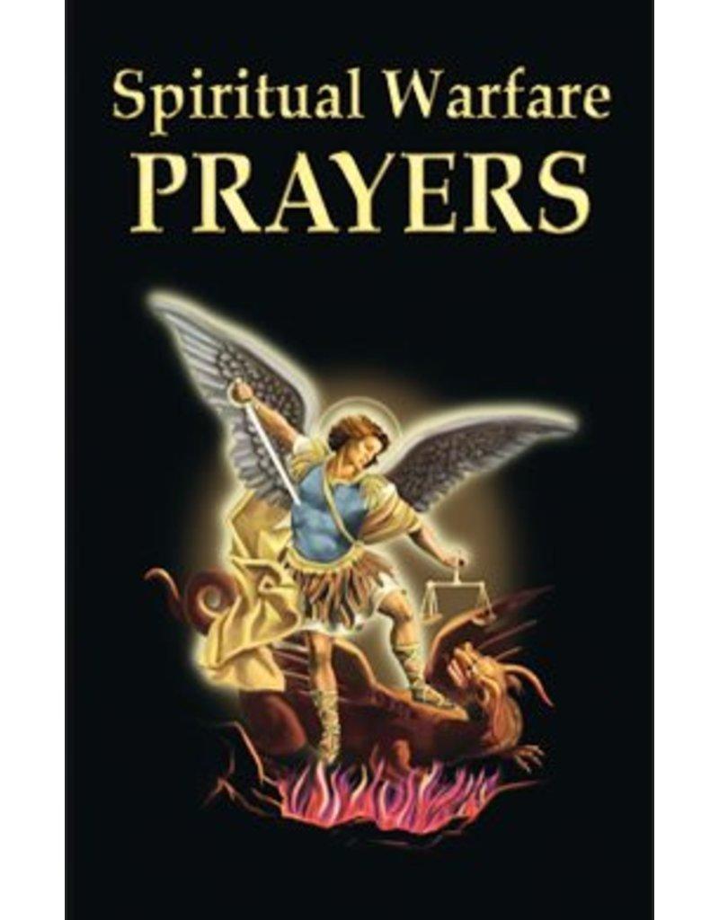 Valentine Publishing House Spiritual Warfare Prayers