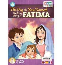 Ignatius Press The Day the Sun Danced the True Story of Fatima